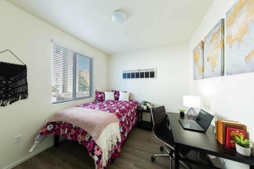 Bedroom in PRISMA