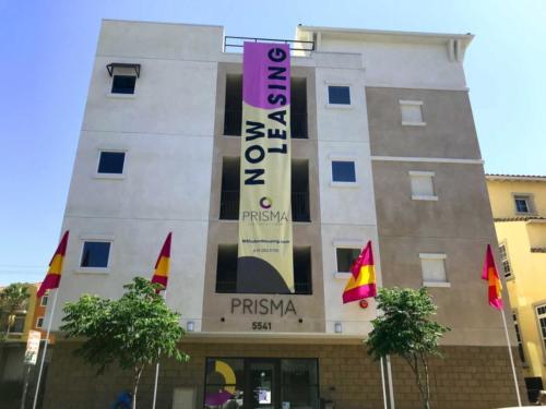 PRISMA Student Housing Building